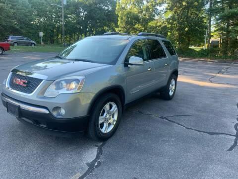 2008 GMC Acadia for sale at Pristine Auto in Whitman MA