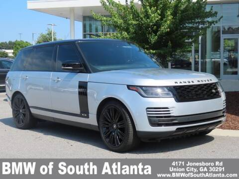 2019 Land Rover Range Rover for sale at Carol Benner @ BMW of South Atlanta in Union City GA