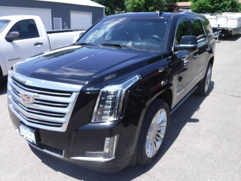 2016 Cadillac Escalade for sale at J & K Auto - J and K in Saint Bonifacius MN