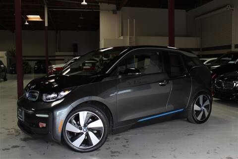 2018 BMW i3 for sale at SELECT MOTORS in San Mateo CA