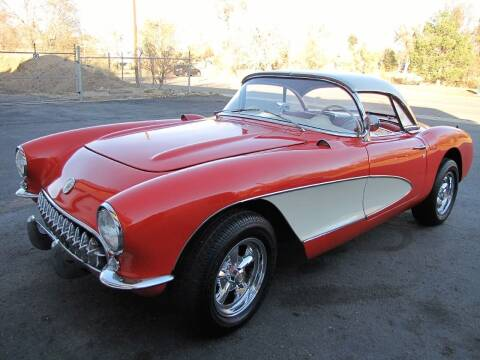 1957 Chevrolet Corvette for sale at Street Dreamz in Denver CO
