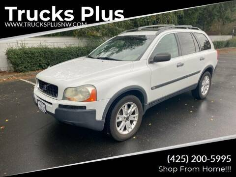 2004 Volvo XC90 for sale at Trucks Plus in Seattle WA