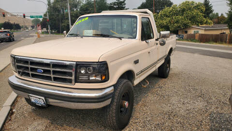 1992 Ford F-250 for sale at West Richland Car Sales in West Richland WA