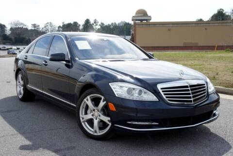 2013 Mercedes-Benz S-Class for sale at CU Carfinders in Norcross GA