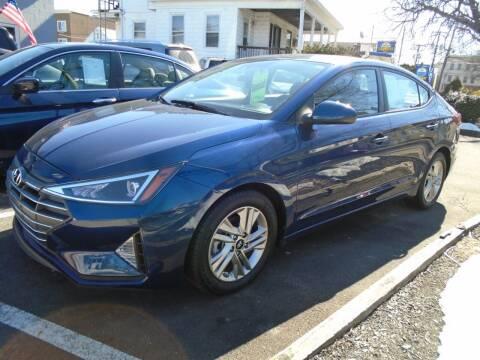 2020 Hyundai Elantra for sale at Greg's Auto Sales in Dunellen NJ