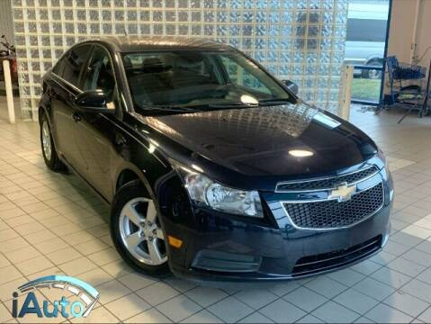2014 Chevrolet Cruze for sale at iAuto in Cincinnati OH