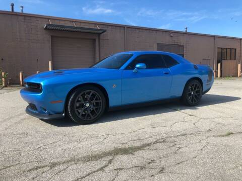 2016 Dodge Challenger for sale at Certified Auto Exchange in Indianapolis IN