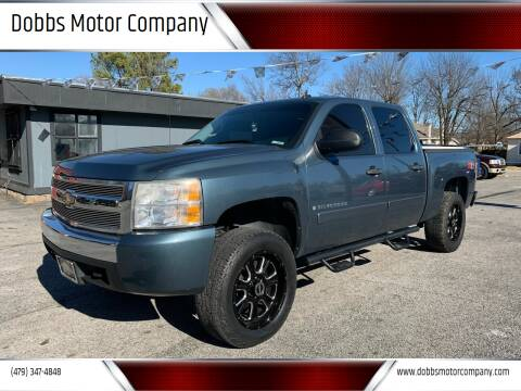 2008 Chevrolet Silverado 1500 for sale at Dobbs Motor Company in Springdale AR