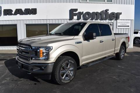 2018 Ford F-150 for sale at Frontier Motors Automotive, Inc. in Winner SD