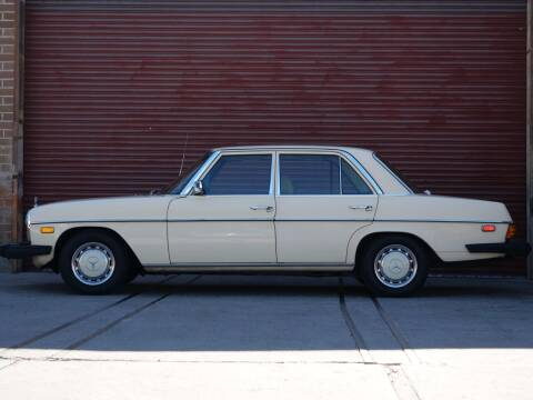 1974 Mercedes-Benz 240D for sale at Sierra Classics & Imports in Reno NV
