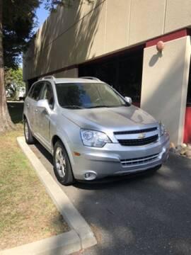 2013 Chevrolet Captiva Sport for sale at Higear Motors LLC in Fremont CA