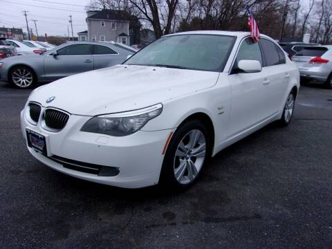 2009 BMW 5 Series for sale at Top Line Import in Haverhill MA