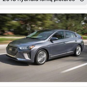 2018 Hyundai ioniq for sale at Primary Motors Inc in Commack NY