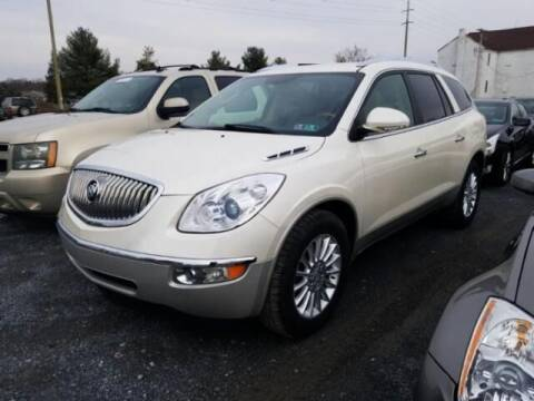 2012 Buick Enclave for sale at Great Lakes Classic Cars in Hilton NY