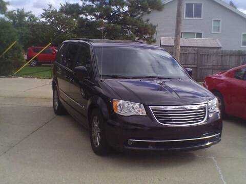 2015 Chrysler Town and Country for sale at Fred Elias Auto Sales in Center Line MI