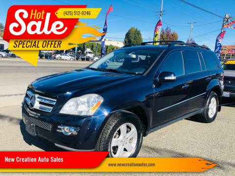 2007 Mercedes-Benz GL-Class for sale at New Creation Auto Sales in Everett WA