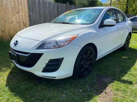 2010 Mazda MAZDA3 for sale at ALL Motor Cars LTD in Tillson NY