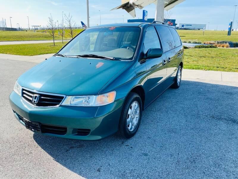 2002 Honda Odyssey EX 4dr Mini-Van - Saint Francis WI