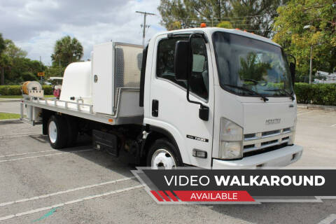 2014 Isuzu NQR for sale at Truck and Van Outlet in Miami FL