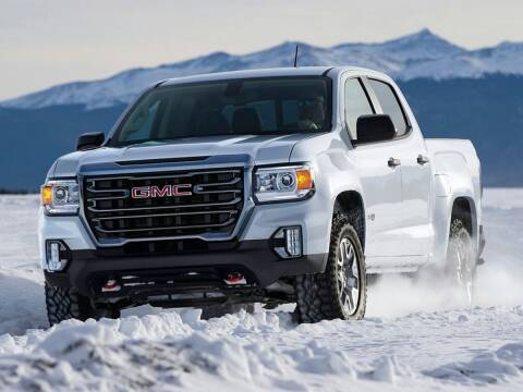 2021 GMC Canyon for sale at Rockville Centre GMC in Rockville Centre NY