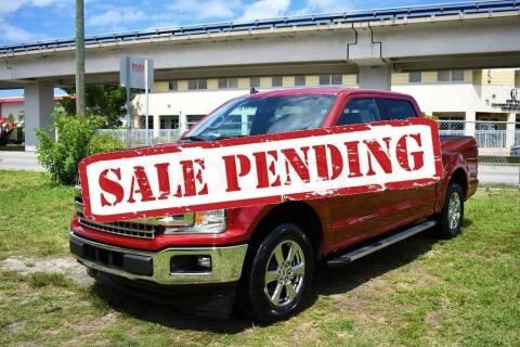 2020 Ford F-150 for sale at STS Automotive - Miami, FL in Miami FL