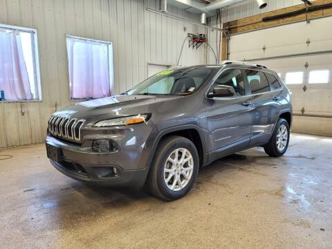 2016 Jeep Cherokee for sale at Sand's Auto Sales in Cambridge MN