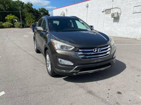 2013 Hyundai Santa Fe Sport for sale at Consumer Auto Credit in Tampa FL