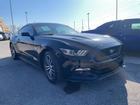 2016 Ford Mustang for sale at Mann Chrysler Dodge Jeep of Richmond in Richmond KY