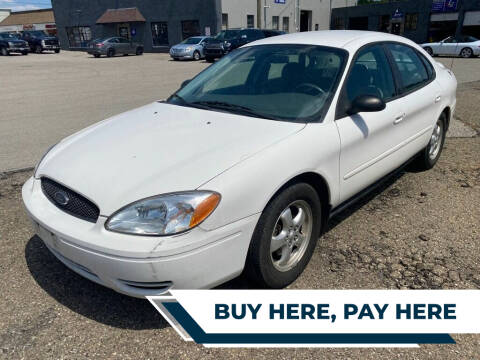 2006 Ford Taurus for sale at Family Auto in Barberton OH