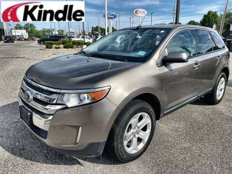 2013 Ford Edge for sale at Kindle Auto Plaza in Middle Township NJ