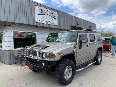 2006 HUMMER H2 for sale at D & R Auto Sales in South Sioux City NE