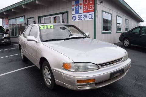 1995 Toyota Camry for sale at 777 Auto Sales and Service in Tacoma WA