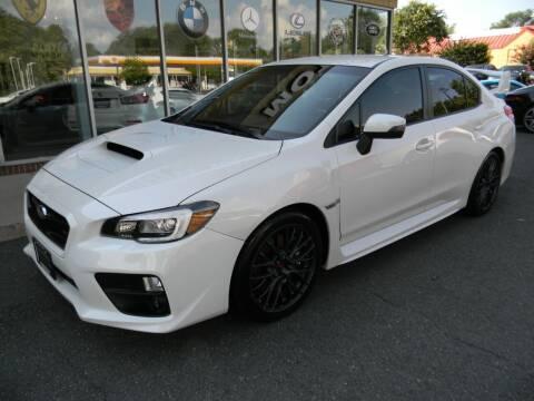 2017 Subaru WRX for sale at Platinum Motorcars in Warrenton VA