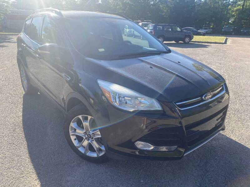 2013 Ford Escape for sale at The Auto Depot in Raleigh NC