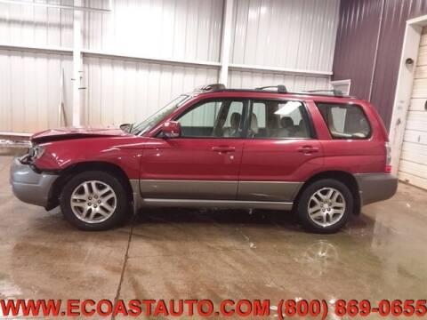 2006 Subaru Forester for sale at East Coast Auto Source Inc. in Bedford VA