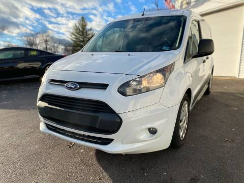 2015 Ford Transit Connect Cargo for sale at SOUTH SHORE AUTO GALLERY, INC. in Abington MA