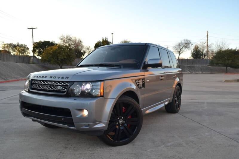 2012 Land Rover Range Rover Sport for sale at Royal Auto LLC in Austin TX