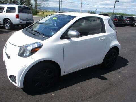 2012 Scion iQ for sale at FINAL DRIVE AUTO SALES INC in Shippensburg PA