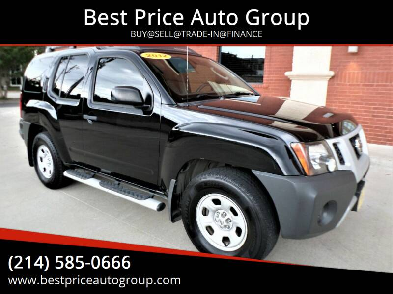 2012 Nissan Xterra for sale at Best Price Auto Group in Mckinney TX