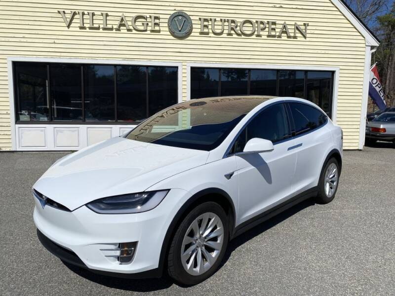 2016 Tesla Model X for sale at Village European in Concord MA