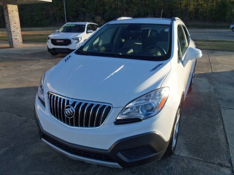 2016 Buick Encore for sale at Howell Buick GMC Nissan in Summit MS