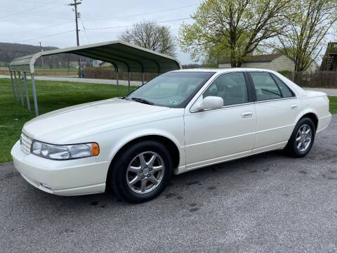 1999 Cadillac Seville for sale at Finish Line Auto Sales in Thomasville PA