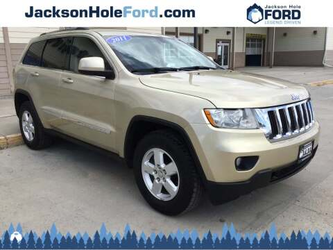 2011 Jeep Grand Cherokee for sale at Jackson Hole Ford of Alpine in Alpine WY