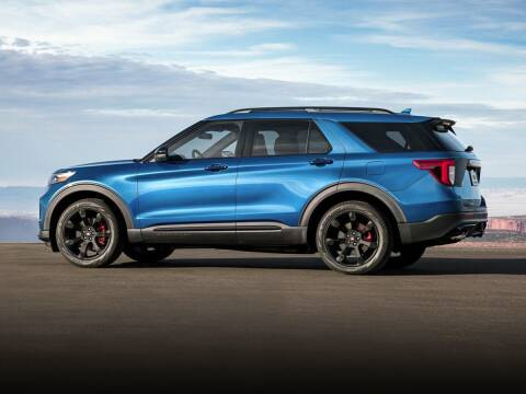 2021 Ford Explorer for sale at PHIL SMITH AUTOMOTIVE GROUP - Tallahassee Ford Lincoln in Tallahassee FL