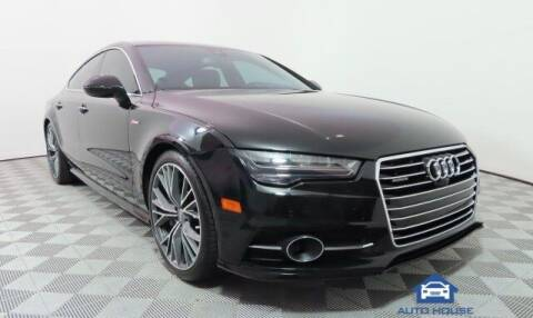 2016 Audi A7 for sale at Autos by Jeff Scottsdale in Scottsdale AZ