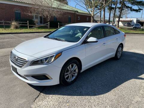2016 Hyundai Sonata for sale at Auddie Brown Auto Sales in Kingstree SC
