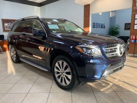 2018 Mercedes-Benz GLS for sale at Adams Auto Group Inc. in Charlotte NC