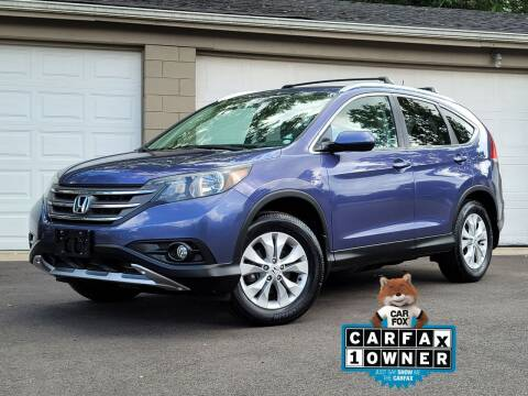2014 Honda CR-V for sale at Riverfront Auto Sales in Middletown OH