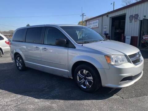 2012 Dodge Grand Caravan for sale at Keisers Automotive in Camp Hill PA