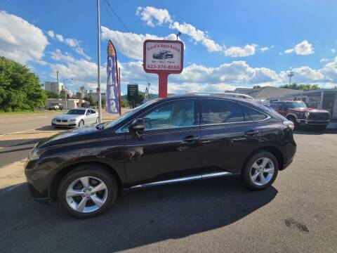 2013 Lexus RX 350 for sale at Ford's Auto Sales in Kingsport TN